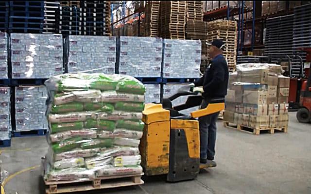 Gạo ST xuất khẩu Châu Âu