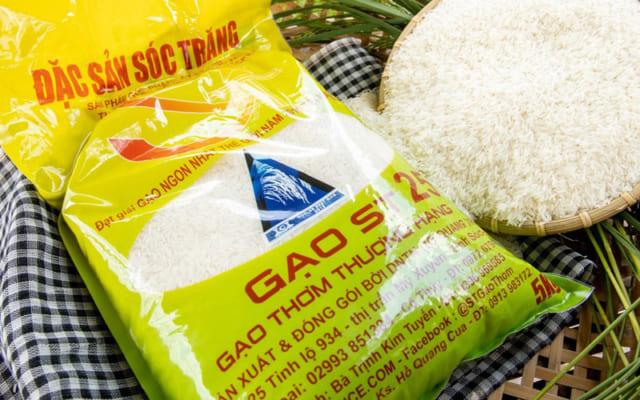 Gạo ST25 chinh phục người tiêu dùng Mỹ